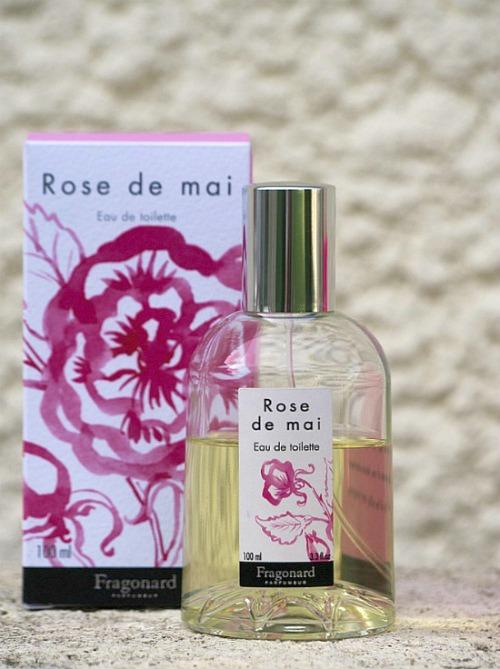 Parfum Rose de Mai de Fragonard