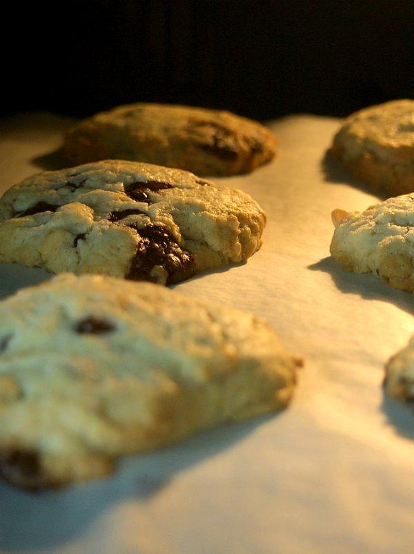 recette cookies au chocolat et citron 3