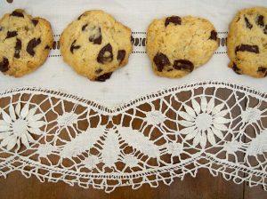 Ma recette de cookies au chocolat et citron