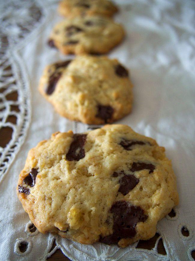 Recette cookies chocolat et citron 5