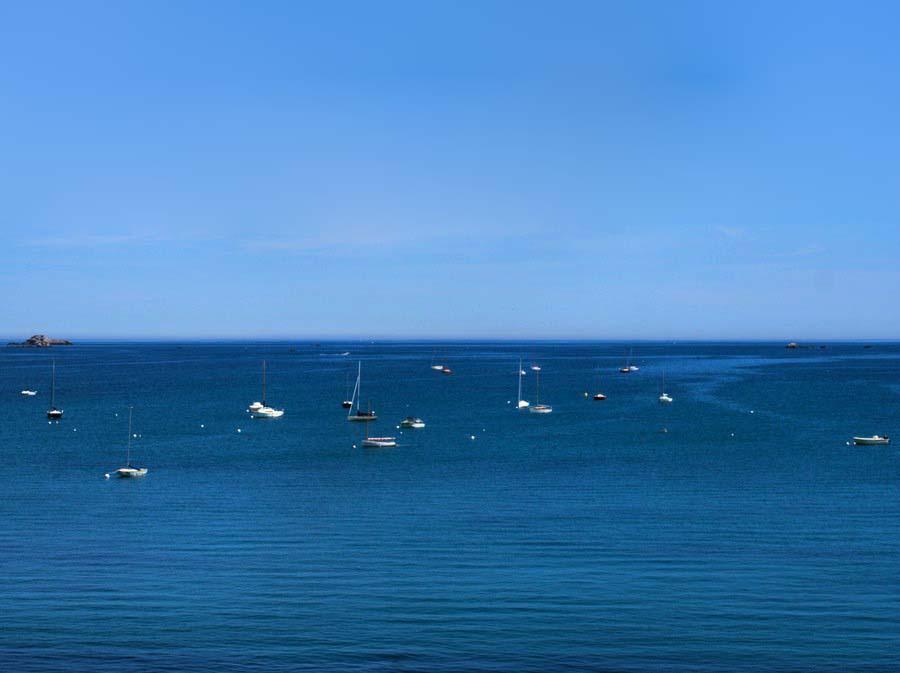 La Manche en baie de Morlaix