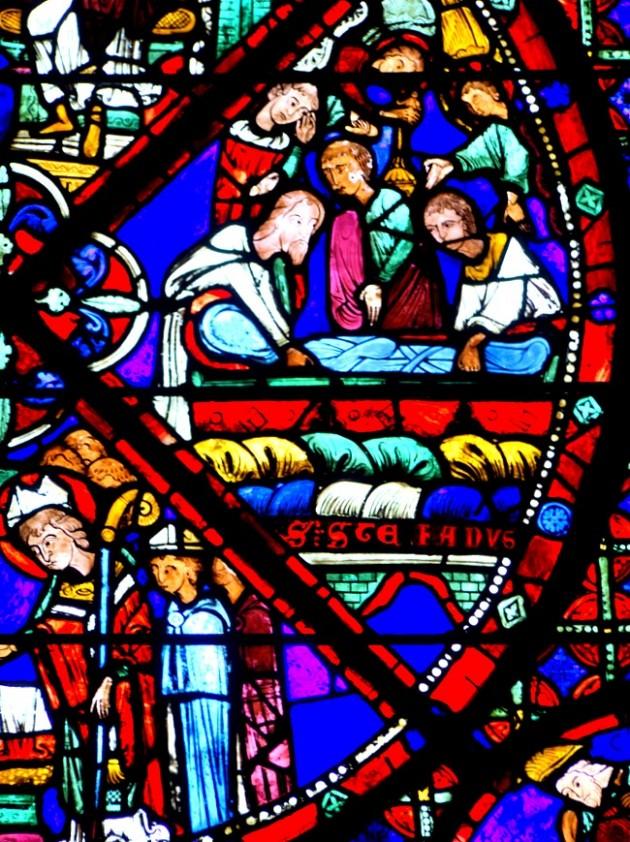 Vitraux de la cathédrale St Etienne de Bourges
