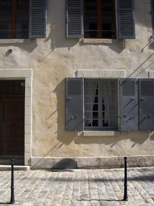 Ruelles du centre historique de Bourges