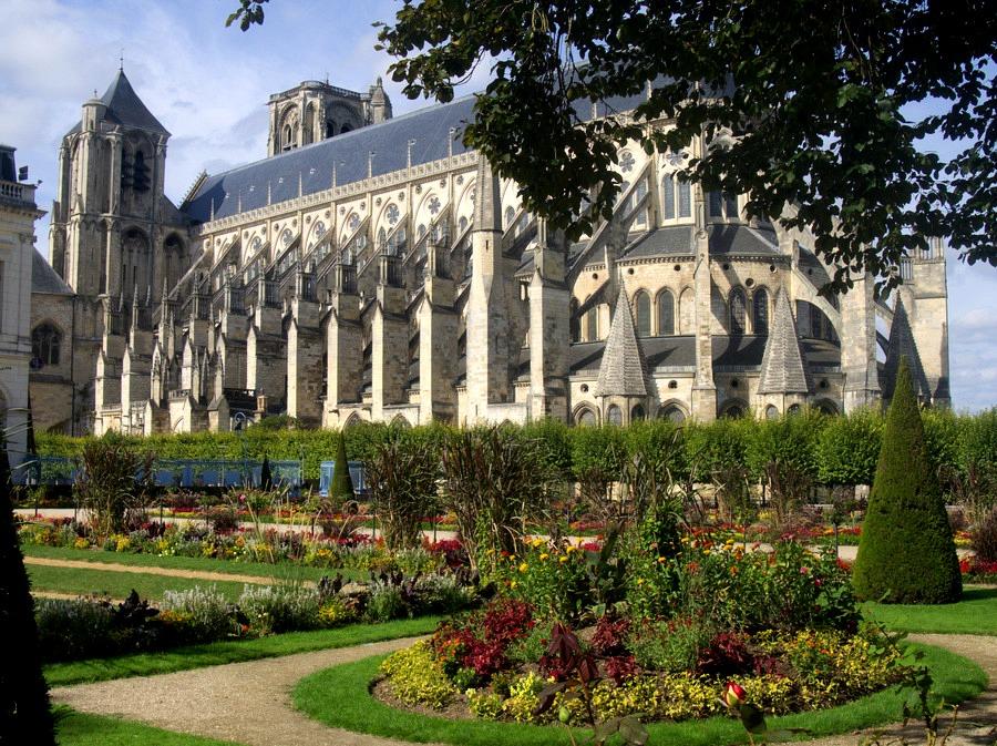 Cathédrale Saint Etienne UNESCO Bourges