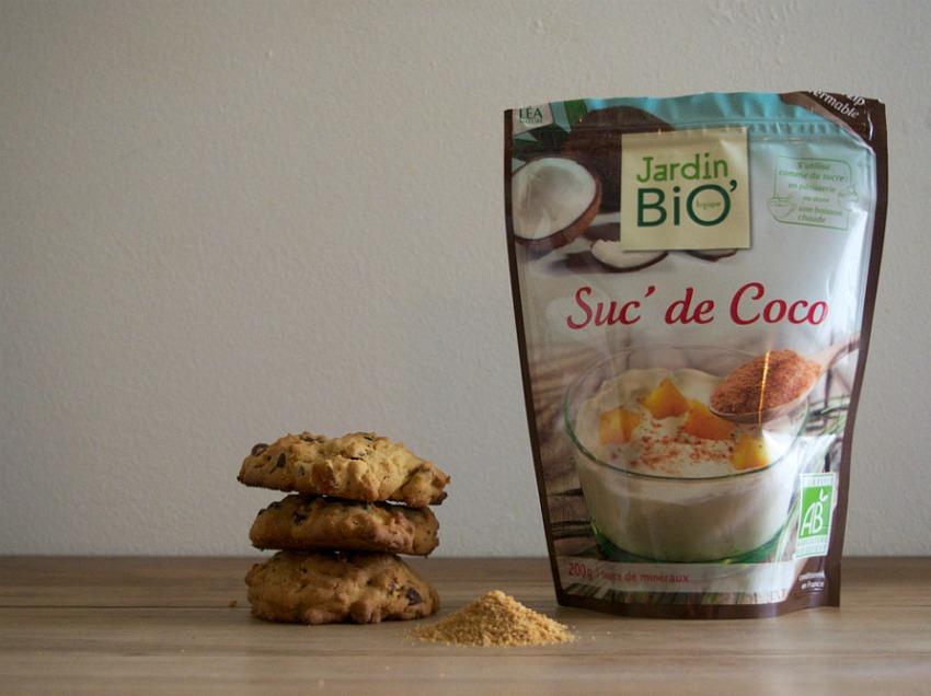 Sucre de coco - Jardin BIO + Cookies