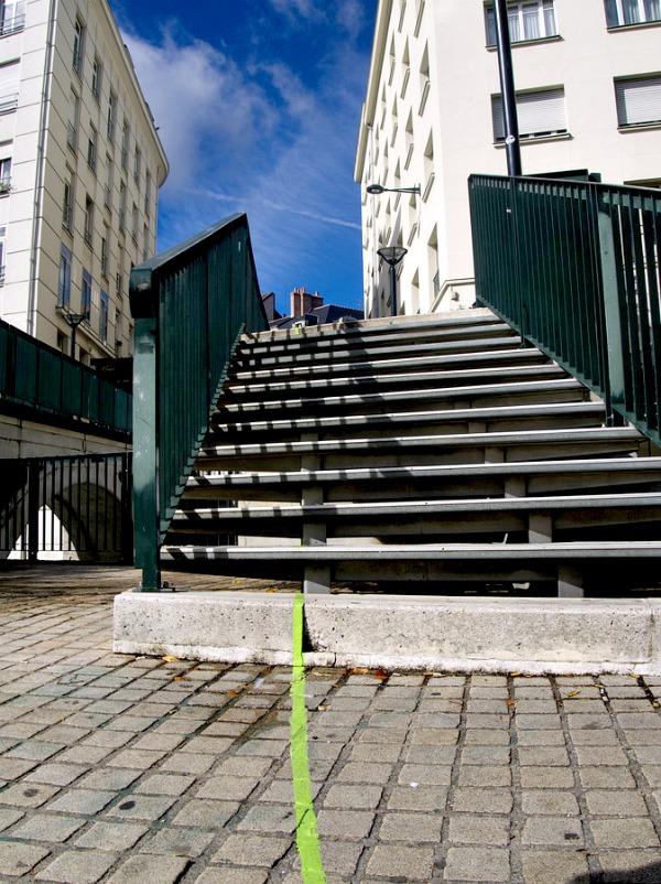 Ligne verte du Voyage à Nantes