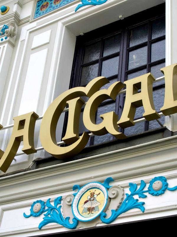 Café La Cigale à Nantes
