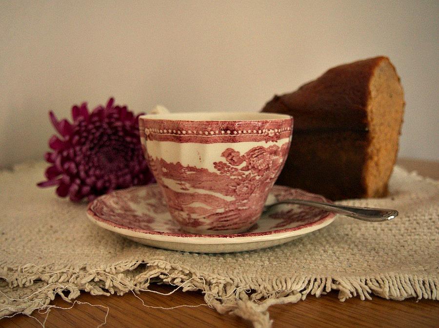 Pain d'épices et thé en Novembre