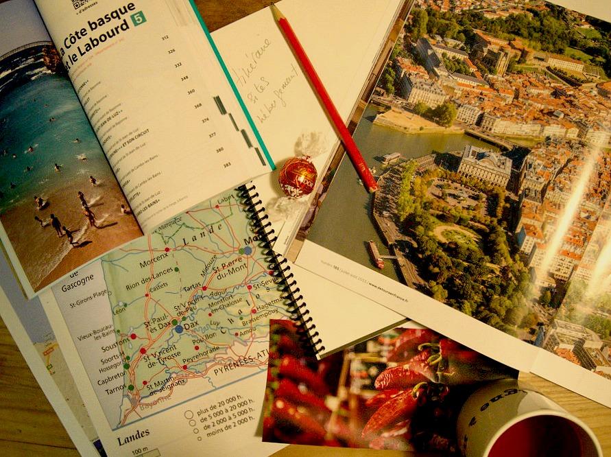 Vacances Lande et Pays Basques
