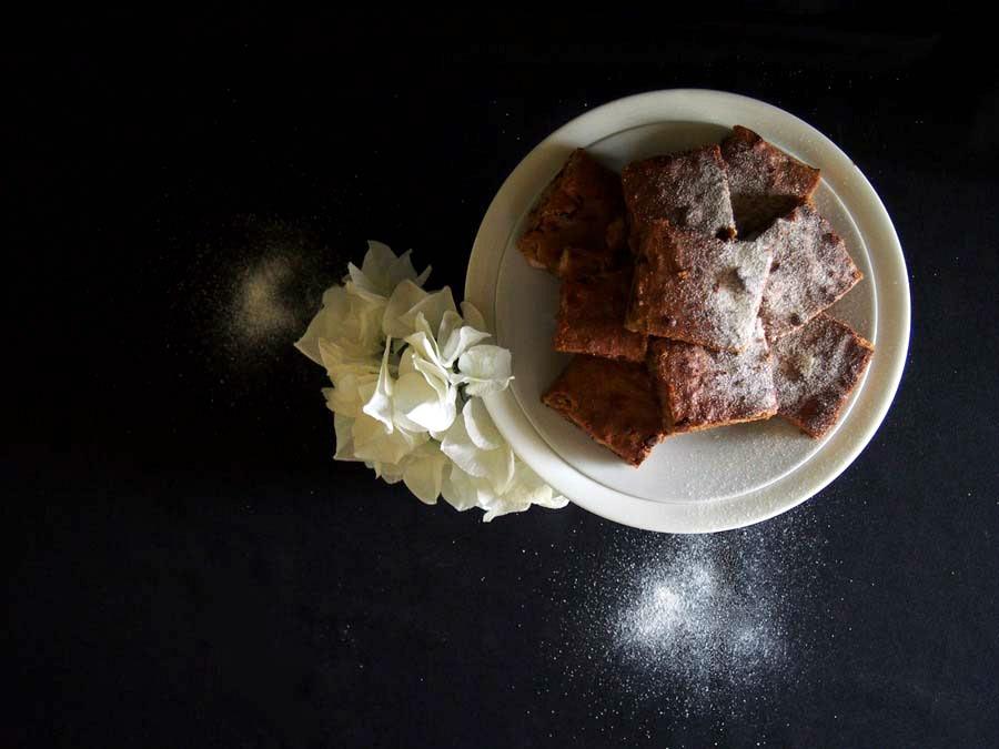 Cake à la banane bio, vegan et sans gluten