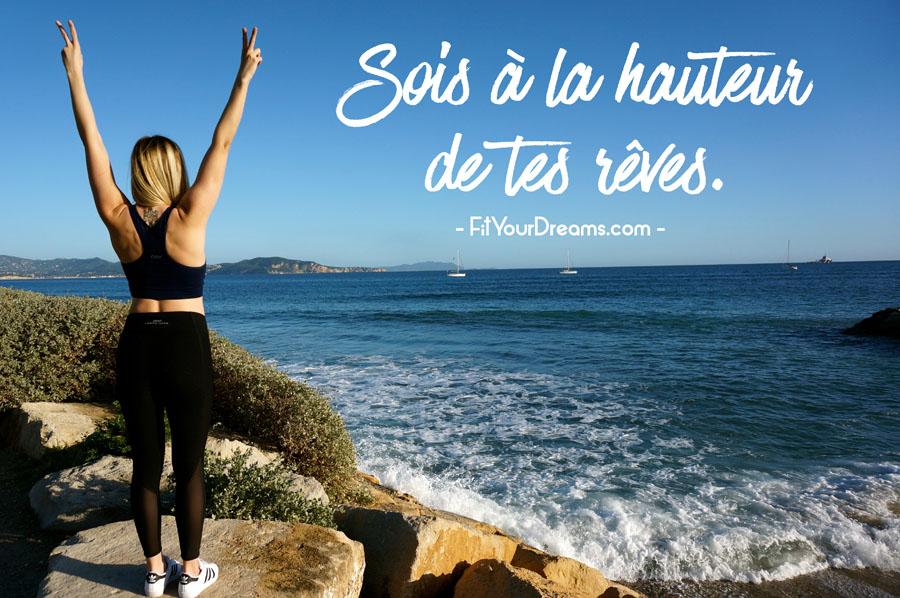 le sport rend heureux fyd fit your dreams