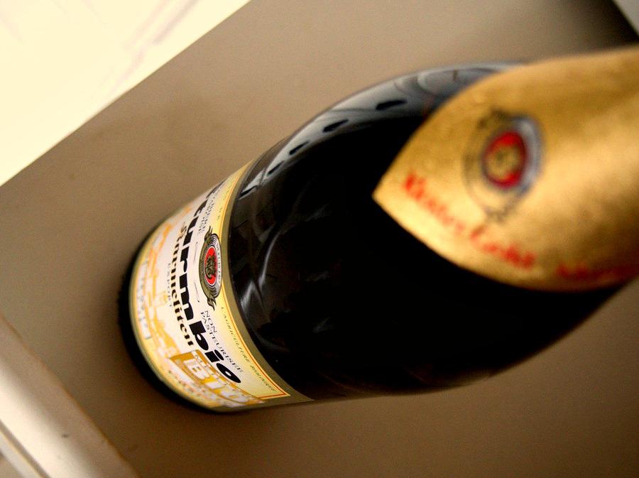 Bière Sturmbio brassée en Bavière, vendue en France
