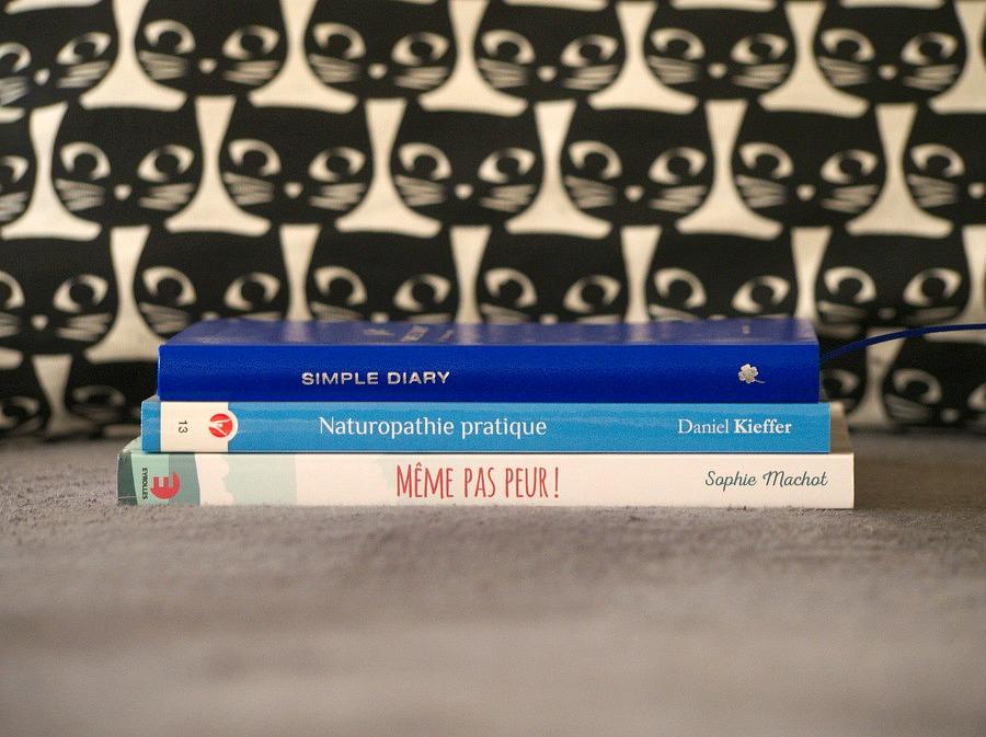 Selection de livres de développement personnel : Machot, Kieffer, Keels
