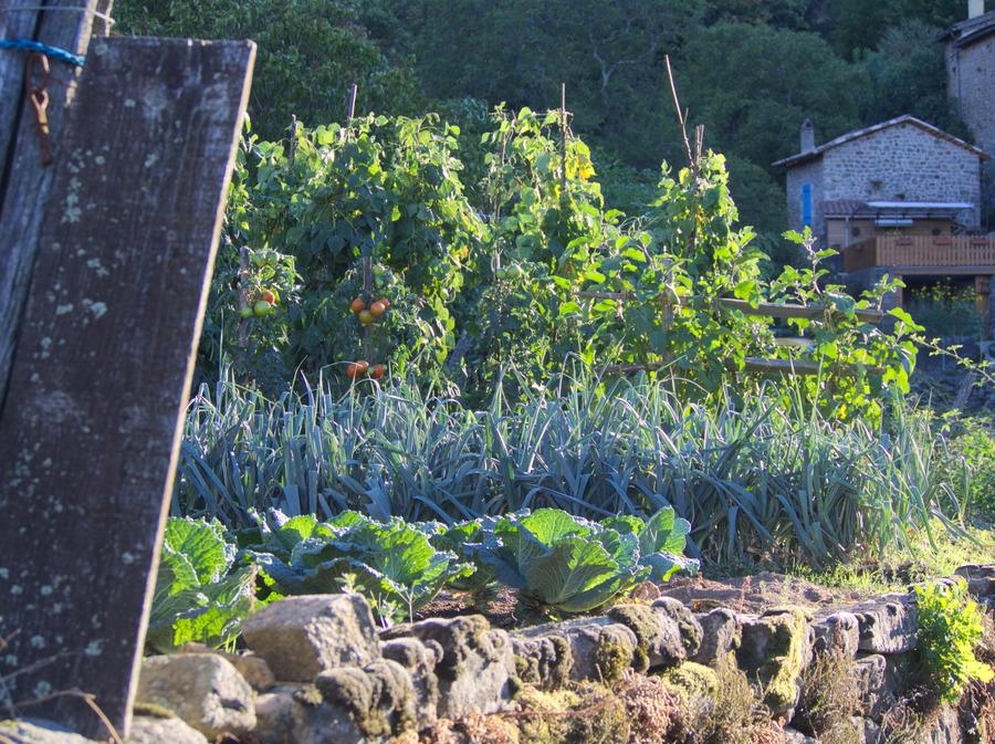 Cultivez vos forces et sa confiance en soi - Jardin en Ardèche septentrionale