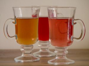 Trios d'infusions à l'Hibiscus - Lov organic - Pukka - Yogi Teas