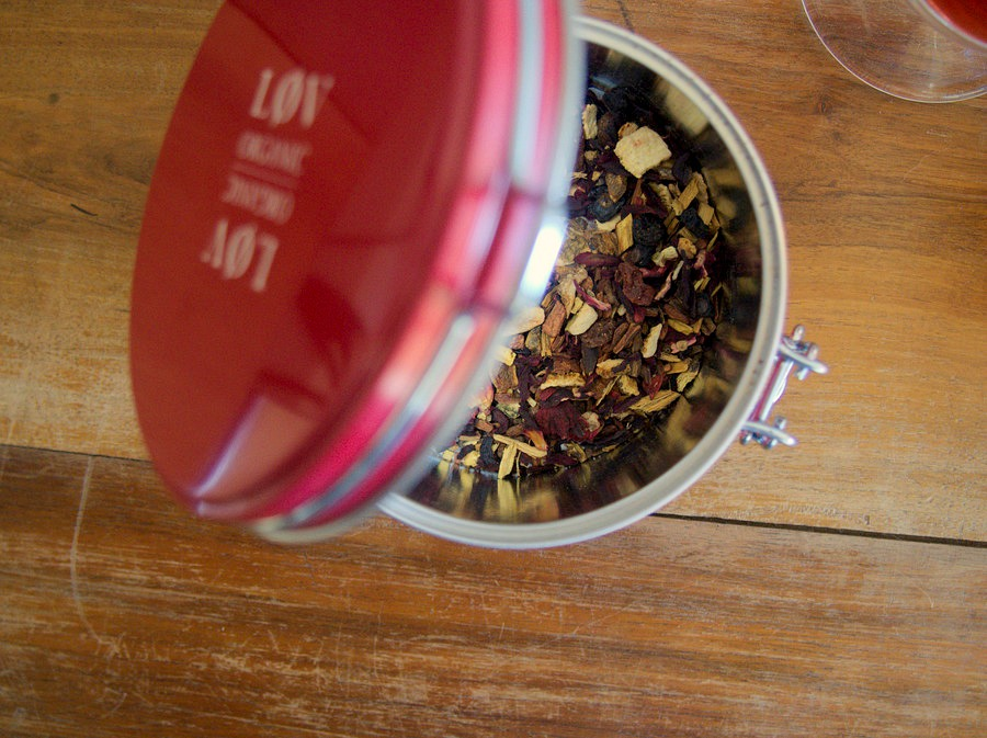 Infusions à l'Hibiscus - Lov organic - Lovely Glogg