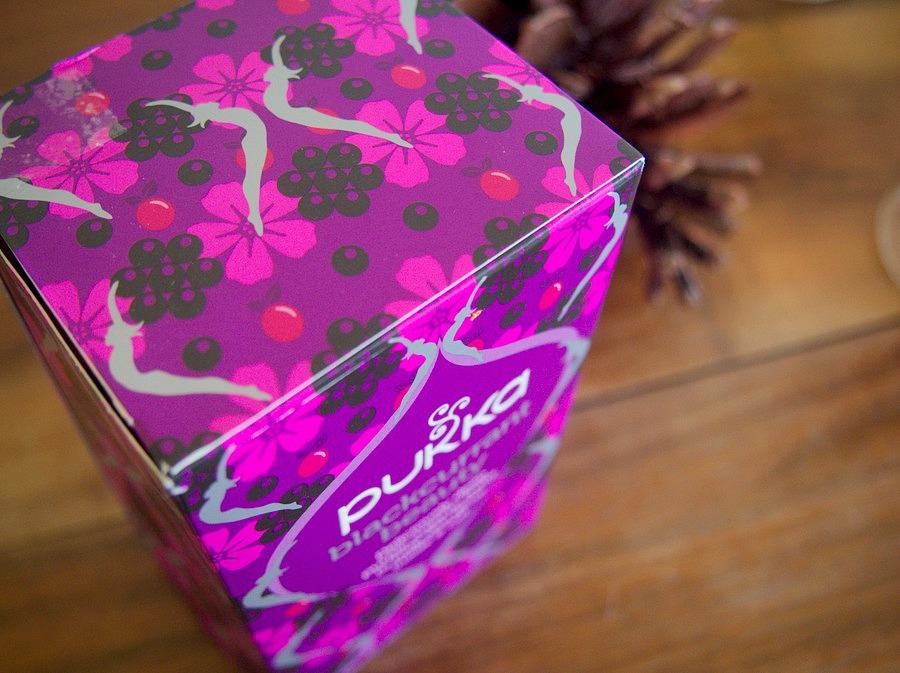 Infusions à l'Hibiscus - Secret de cassis - Pukka