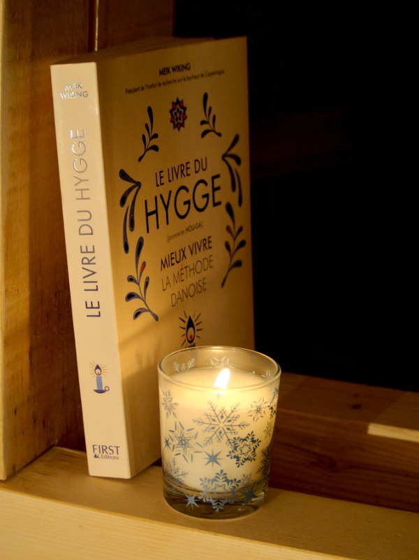 Meik Wiking - Le livre du Hygge - Editions FIRST