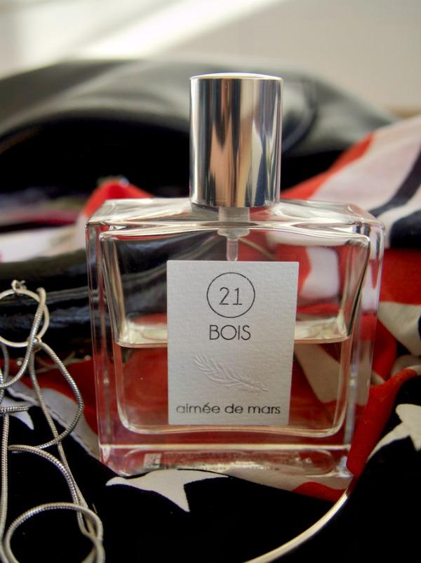 Valérie de Mars, Fondatrice des parfums Aimée de Mars - Naturelles, Aromathérapie, Vegan, Parfum BOIS21