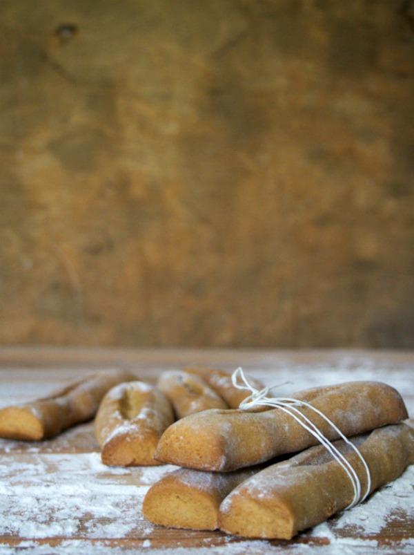 Navettes provençales véganes - végétales