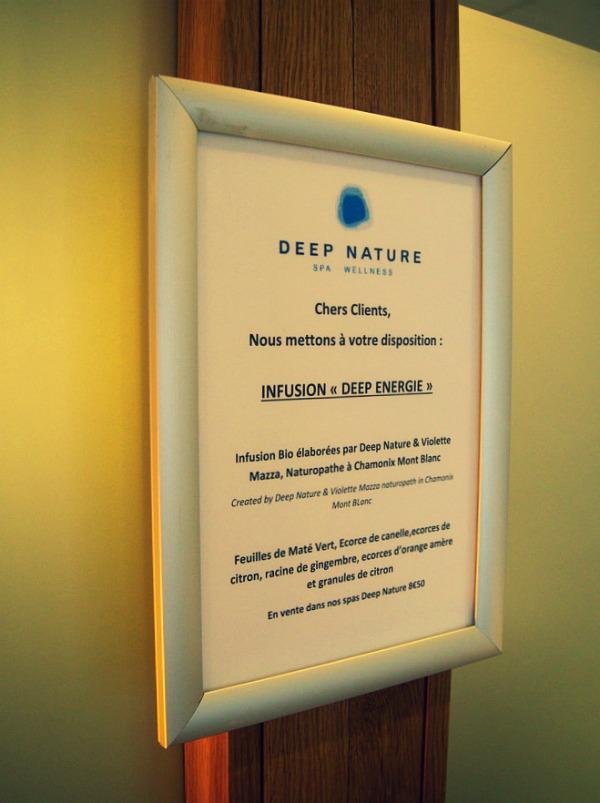 Hydrologie chez Deep Nature La Clusaz