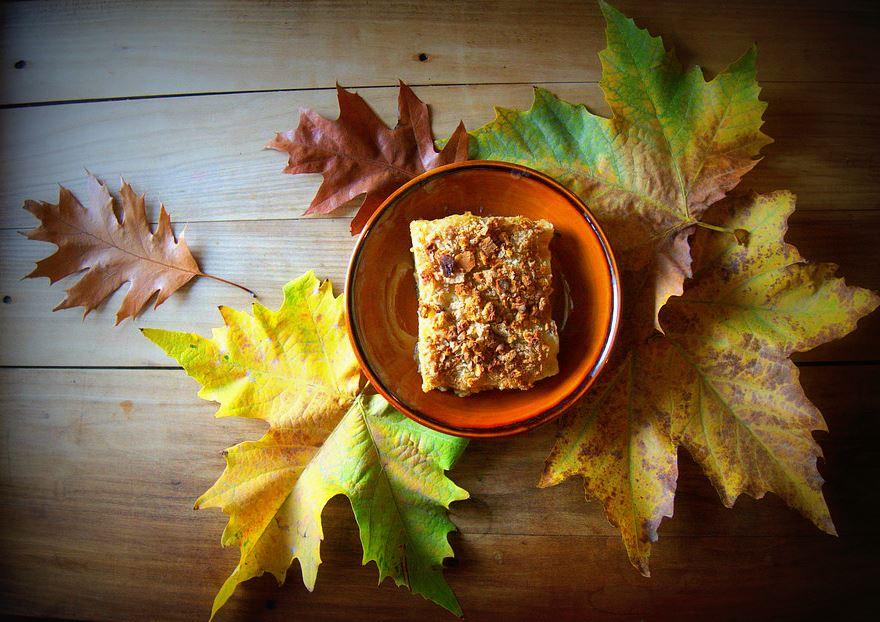 Lasagnes à la courge et aux champignons - Recette végétale - Protection de la rate